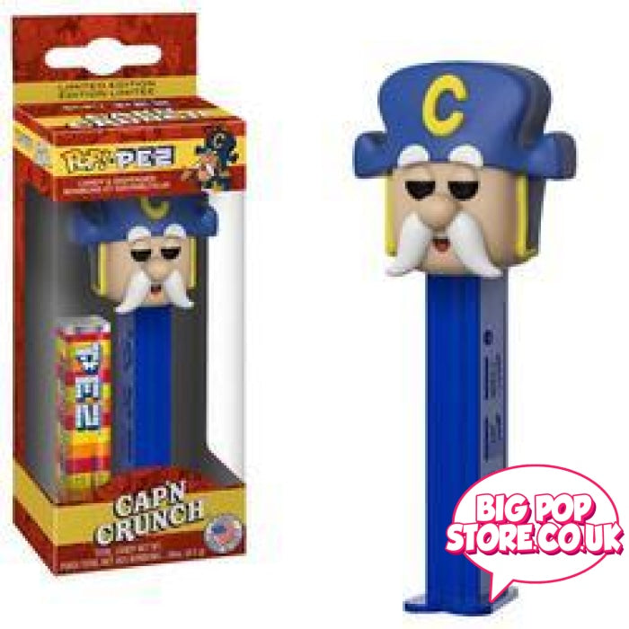 Quaker Oats - Captain Crunch Funko Pop Pez Other