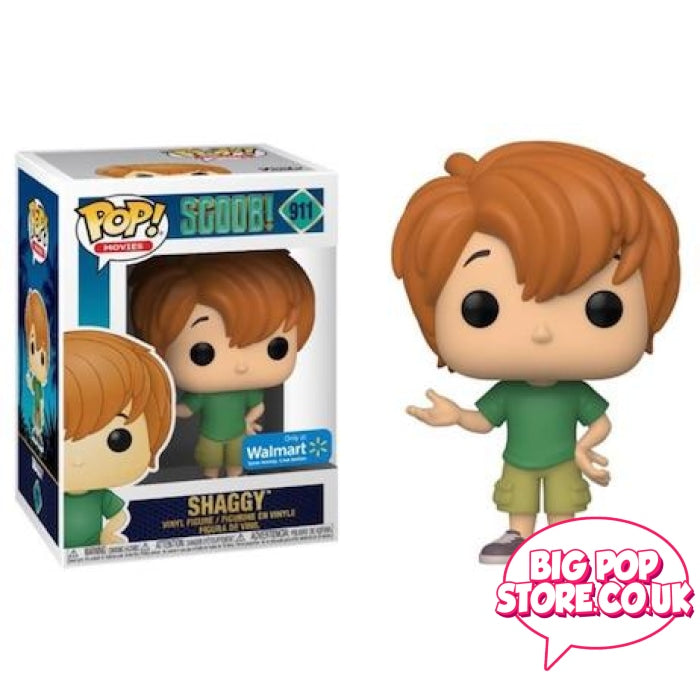 Scoob! - Shaggy Young [911] Pop Vinyl