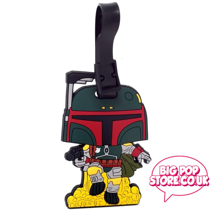 Star Wars - Boba Fett Exclusive Luggage Tag Other