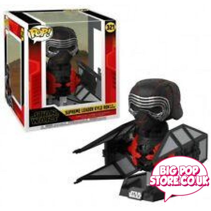 Star Wars - Supreme Leader Kylo Ren In The Whisper [321] Pop Vinyl