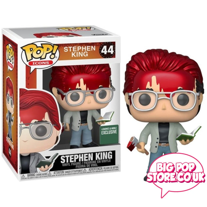 Stephen King - Bloody [44] Pop Vinyl