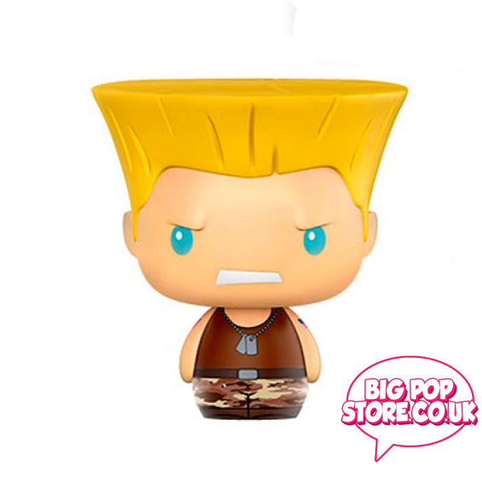 Street Fighter - 30Th Anniversary Guile Brown Exclusive Pint Size Heroes