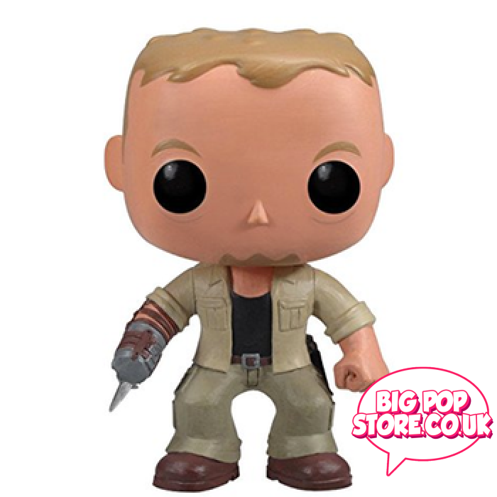 Walking Dead - Merle Dixon [69] Out Of Box Funko Pop Vinyl