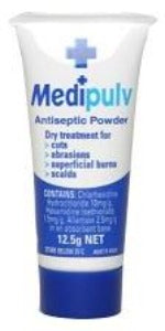 Medipulv Antiseptic Powder 12.5g