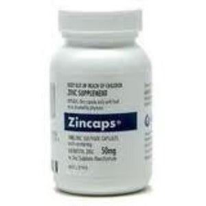 Zincaps Tablets 50 mg