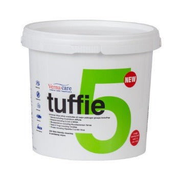 Tuffie Universal Wipes Tub 225