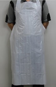 Disposable Plastic Apron (Waterproof)