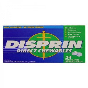 Disprin Direct - Pack 24