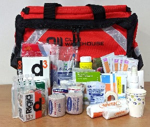Club Warehouse Sports Medical Kit