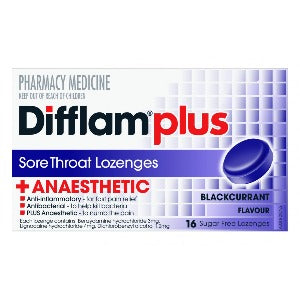 Difflam Aaa Lozenges- Pack 16