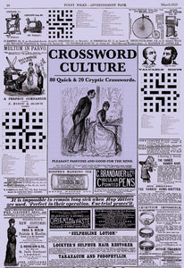 Crossword: Crossword Culture| £5.99 per Issue