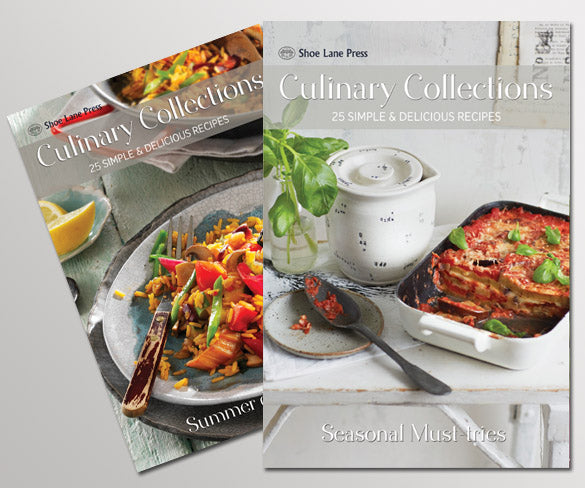 Culinary Collections | Free trial ( 14 days ) then £37.99 every 6 months