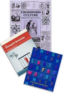 Three Puzzle Book Bundle | £17.97 per Bundle