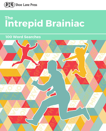 Intrepid Brainiac Word Searches | £1 trial then £39.99 for 6 months