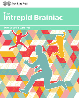 Intrepid Brainiac Word Searches |  £1 trial for 14 days then £37.99 every 6 months