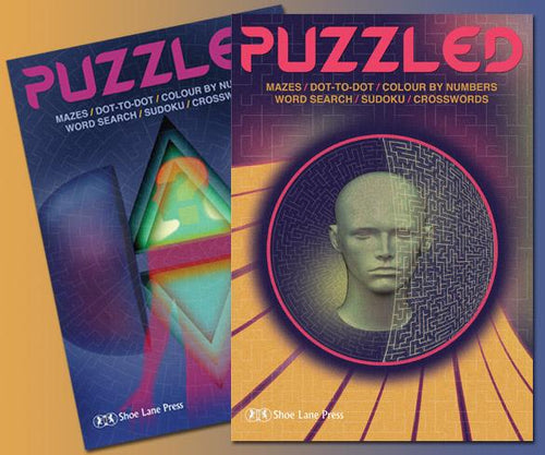 Puzzled: The Family Puzzle Book | £7.99 per Issue
