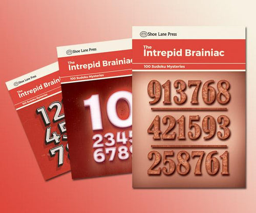 Sudoku: Intrepid Brainiac Sudoku | 12 Month Subscription