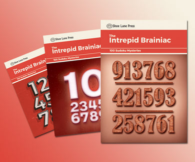 Intrepid Brainiac Sudoku |  £1 trial for 14 days then £37.99 every 6 months