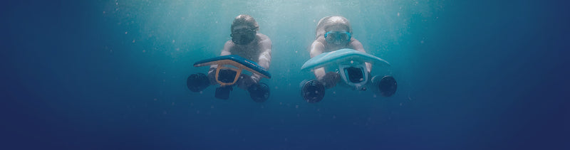 Sublue | sea extraordinary | underwater scooter seascooter water scooter scuba diving dive swim