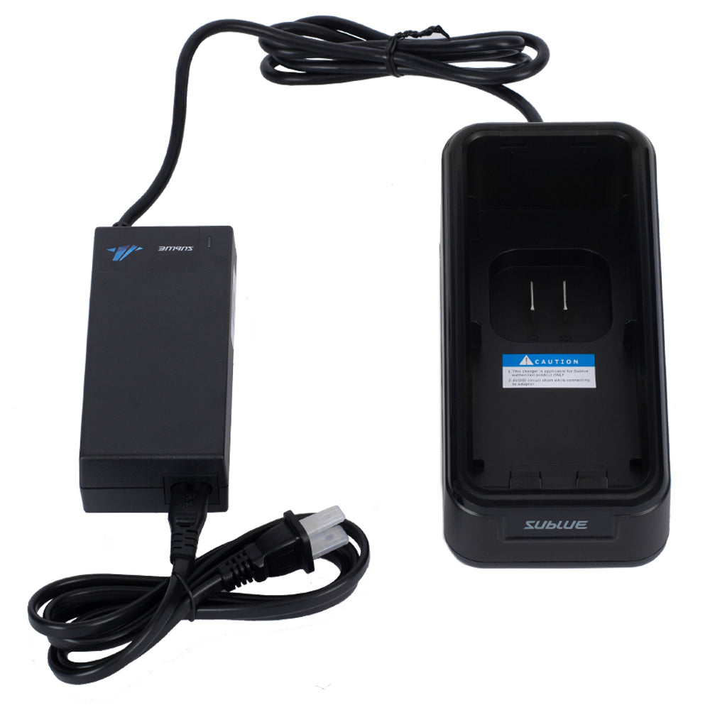 Sublue Whiteshark Mix Battery Charger