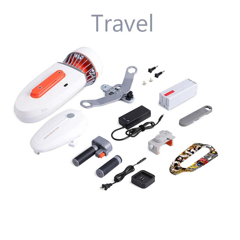 Whiteshark Tini Travel Combo