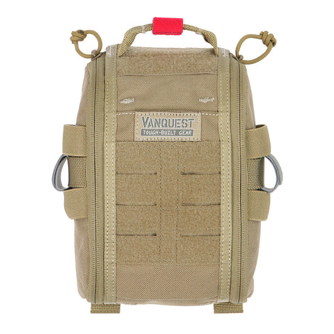 Vanquest FATPack 5X8 (Gen-2): First Aid Trauma Pack