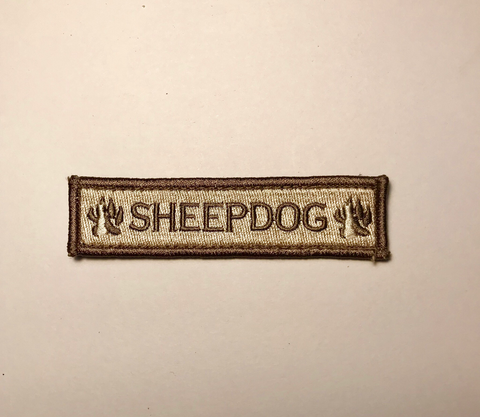 SHEEPDOG morale patch