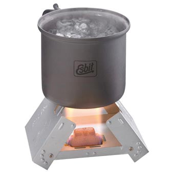 ESBIT POCKET STOVE