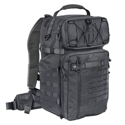 Vanquest Trident-31 Backpack-Black