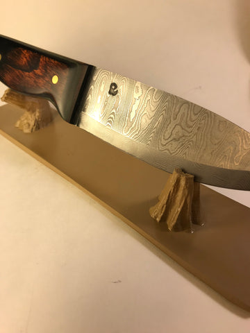 "Rose Hollow Forge Knife- 4 3/8"" blade"