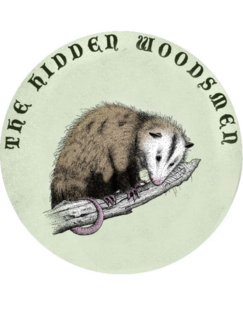 THE HIDDEN WOODSMEN Possum Patch