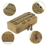 MOLLE Pouch (light coyote brown)