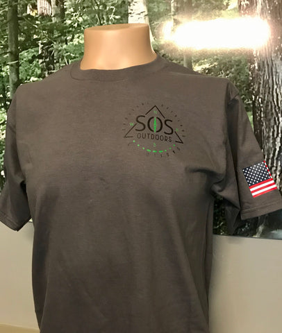SOS Short Sleeve T-shirt