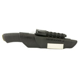 Morakniv Bushcraft Survival Knife, Carbon Steel Blade