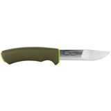 Morakniv Bushcraft Forest Knife, Forest Green