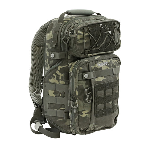 Vanquest TRIDENT-21 (Gen-3) Backpack (MultiCam-Black)