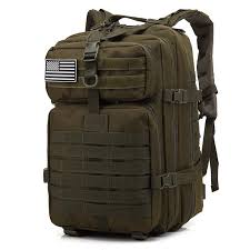 BACKPACK, MOLLE, 45L, Dark Green