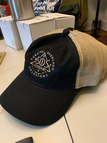 SOS Outdoors Hat