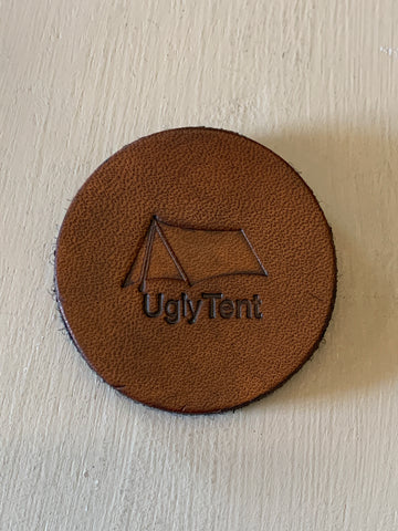 UglyTent Leather Patch