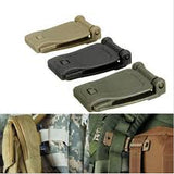 MOLLE CONNECTION CLIPS 1 pair
