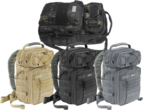 Vanquest TRIDENT-32 (Gen-3) Backpack (Coyote Tan)
