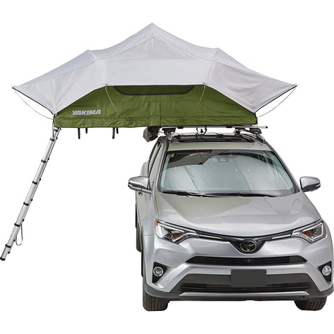 Yakima Skyrise Rooftop Tent-Medium-Green