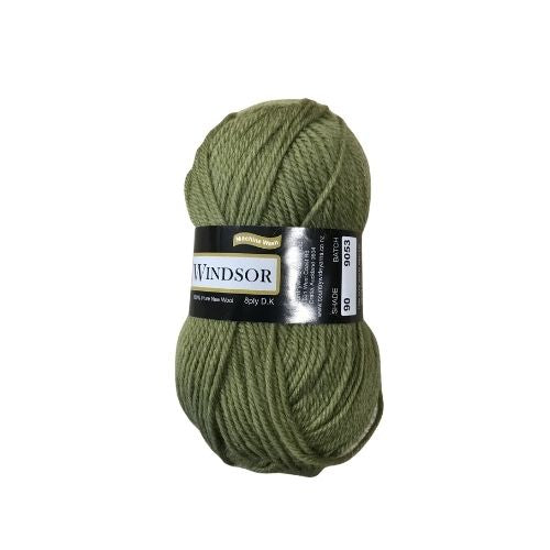 Countrywide Windsor 8ply 100% Wool