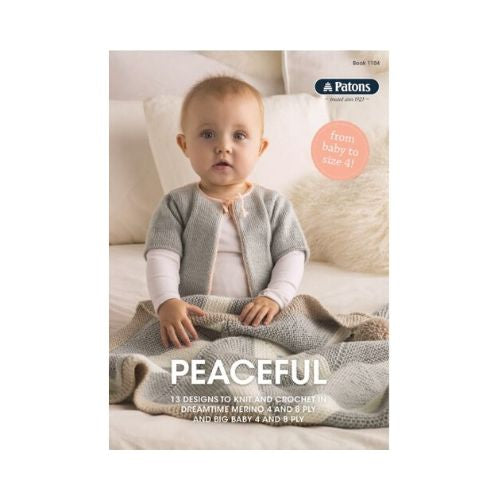 Patons Peaceful Book 1104