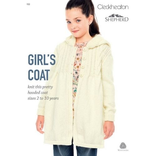 Cleckheaton Shepherd Girl's Coat 153