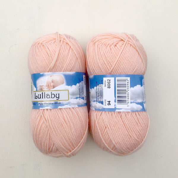 Countrywide Lullaby 4 Ply Baby 100% Merino