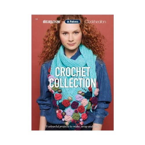 Crochet Collection Book 112