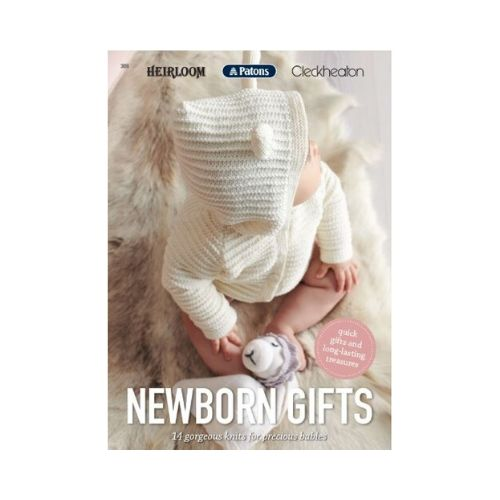 Newborn Gifts Book 368