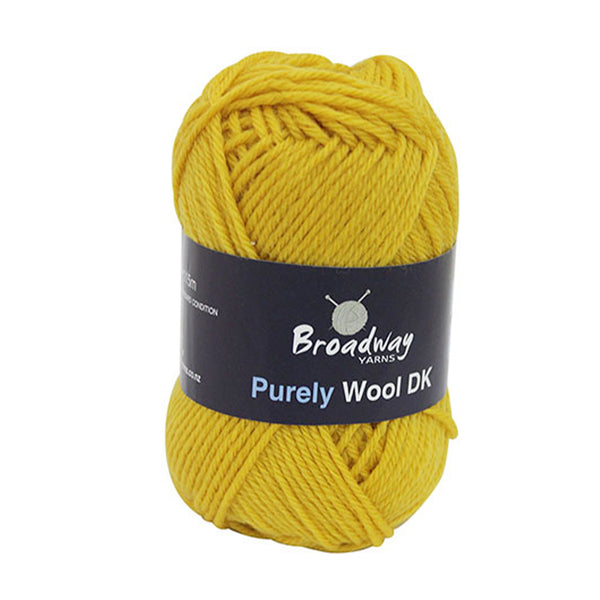 Broadway Purely Wool DK 100% Wool Superwash