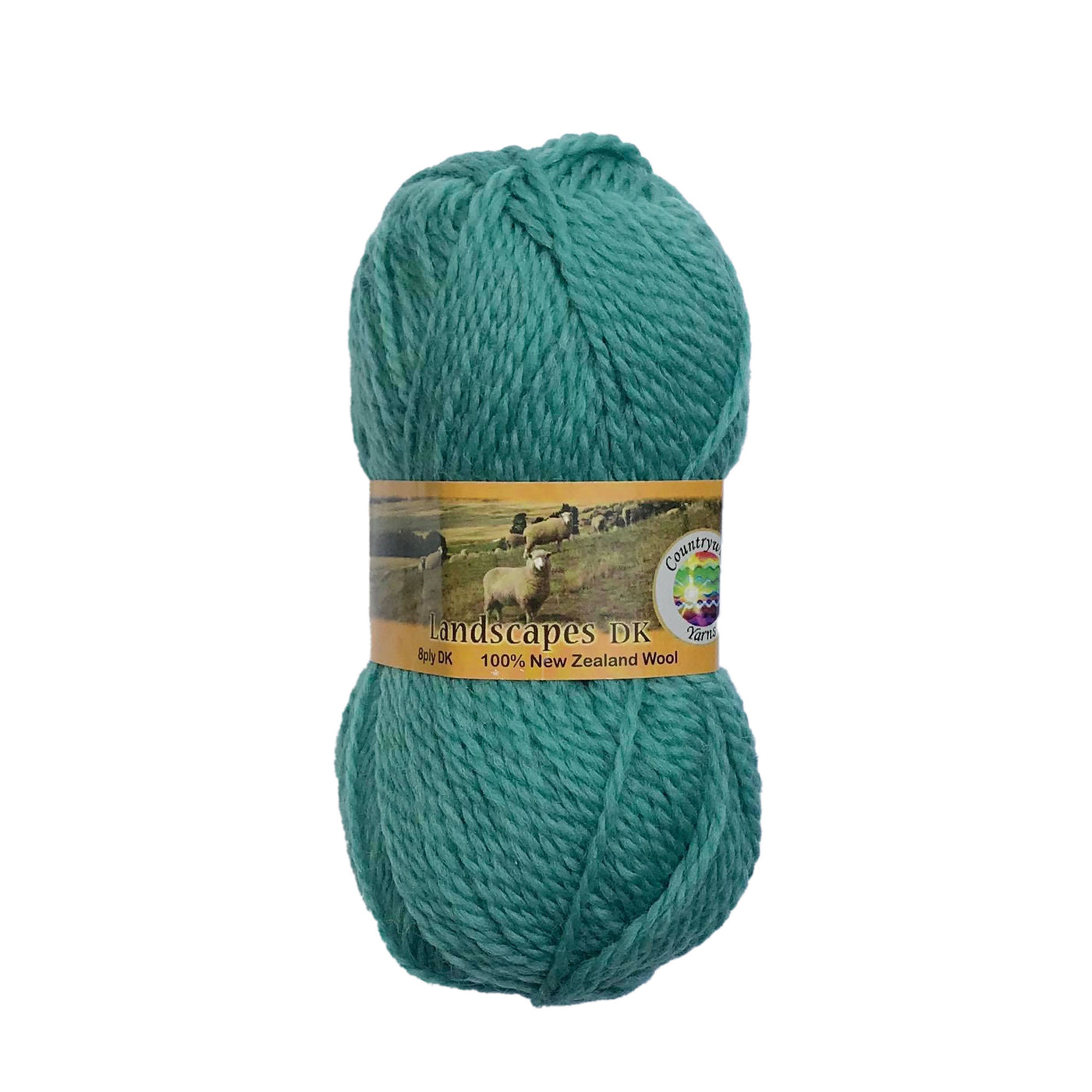 Countrywide Landscapes DK 8ply 100% New Zealand Wool
